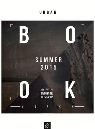 book merch instore 2015