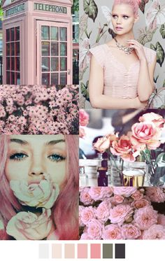 patine rose