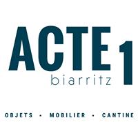 concept store déco Acte1 Biarritz