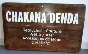 boutique couture et créateurs Chakana Denda Bidart