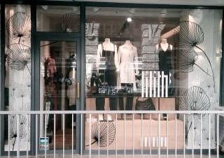 vitrines Lilith Biarritz