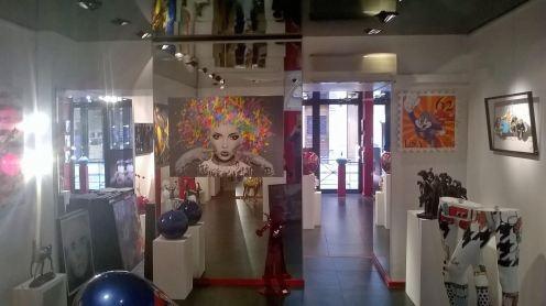 la boutique Lilith Toulouse avant travaux