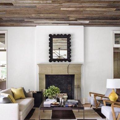 parquet plafond