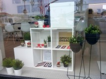vitrine Bidart Optik