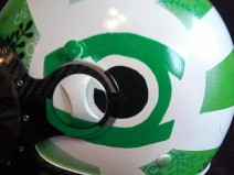 casque customisé