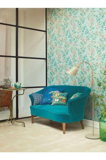 botanical-print-wallpaper-light-green